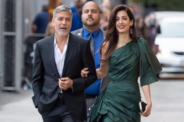 Джордж Клуни замучил соседей ремонтом особняка