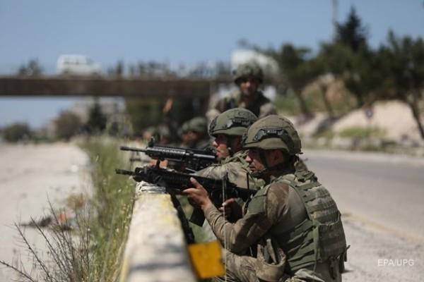 Турция атаковала сирийские пограничные поселения — СМИ