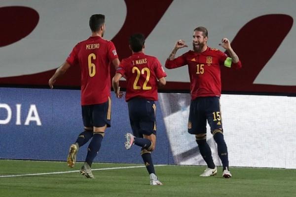 Рамос сравнялся с ди Стефано по голам за сборную Испании