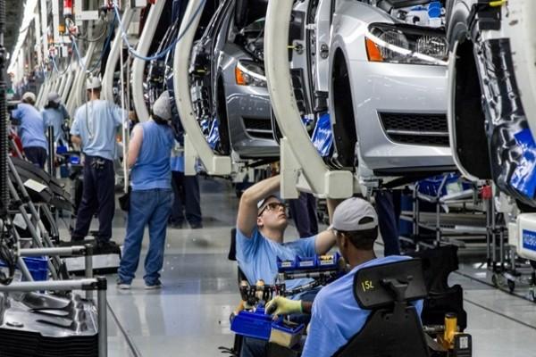 Автопром перестал быть локомотивом экономики Германии
