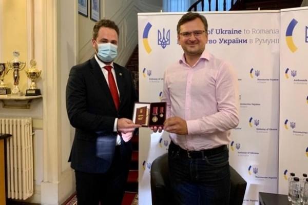 Украина откроет новое консульство в Румынии