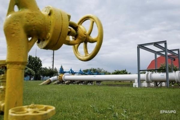 Газ в Европе за неделю подорожал на 20%