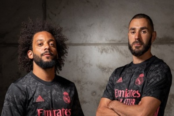 Реал представил новую форму черного цвета