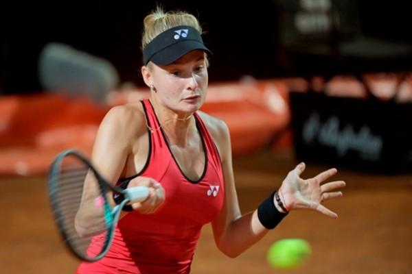 Ястремская успешно стартовала на турнире в Риме