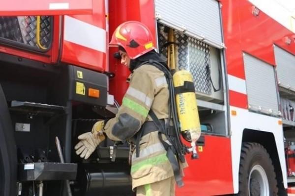В Одесской области после пожара на базе отдыха нашли тело мужчины