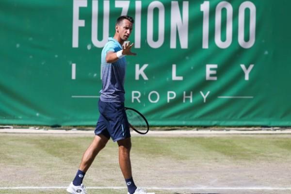 Стаховский проиграл на старте квалификации Ролан Гаррос