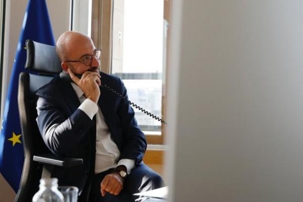 COVID-19: президент Евросовета ушел на карантин