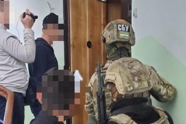 Сотрудника СБУ подозревают в вымогательстве $30 тысяч