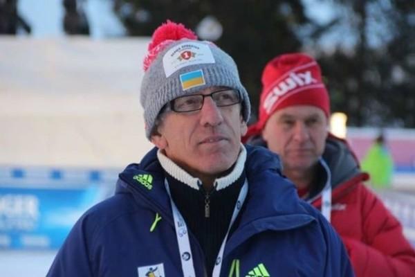 Санитра назвал состав сборной Украины на заграничные сборы