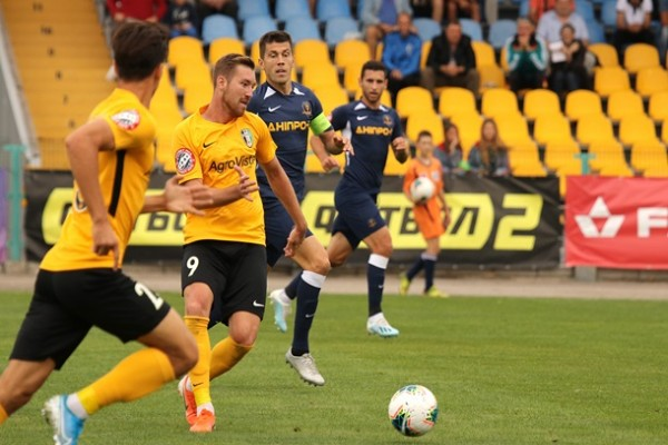 Александрия уничтожила Днепр-1 в дебютном матче Йовичевича