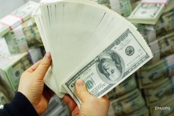 В Украину зашло 1,3 миллиарда долларов
