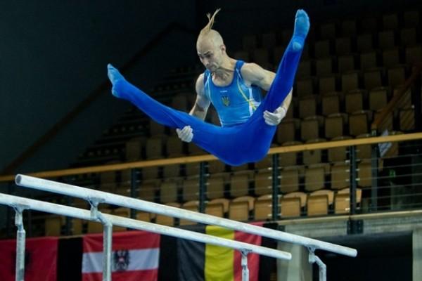 Украинские гимнасты завоевали шесть наград на этапе Кубка мира