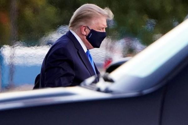 Врач раскритиковал Трампа за «побег» из больницы