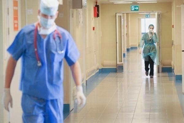 В больницах почти 17 тысяч COVID-пациентов — МОЗ