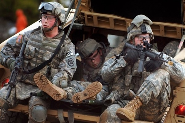 США еще вдвое сократят свой контингент в Афганистане