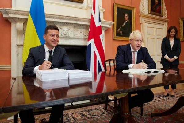 МИД рассказал детали нового соглашения с Британией