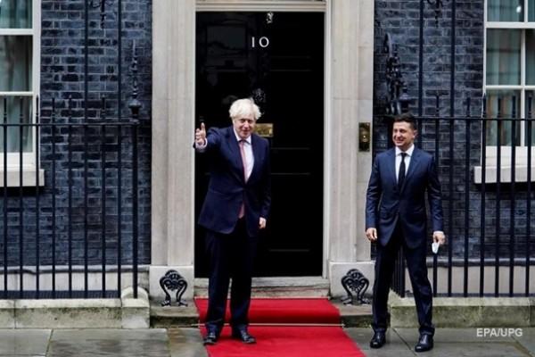 Зеленский рассказал о своих успехах в Британии