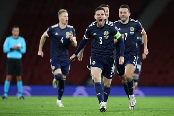 Путь С: Сербия и Шотландия встретятся в финале плей-офф