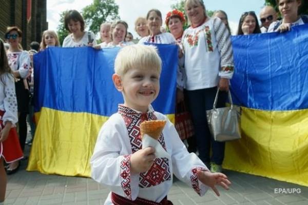 В Украине утвердили стратегию национально-патриотического воспитания