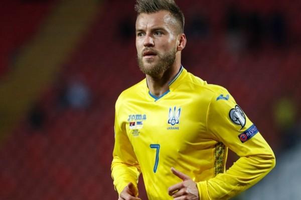 Ярмоленко — худший игрок матча с Германией по версии WhoScored
