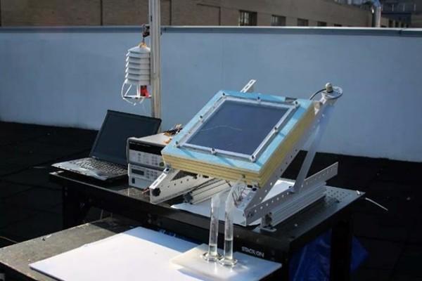 Ученые создали установку для получения питьевой воды из воздуха