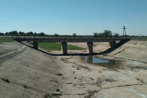 Севастополь ввел режим повышенной готовности из-за засухи
