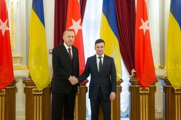 Зеленский встретится с Эрдоганом в Стамбуле