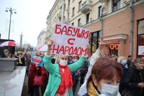 Главы МИД Германии, Польши и Франции осудили насилие в Беларуси
