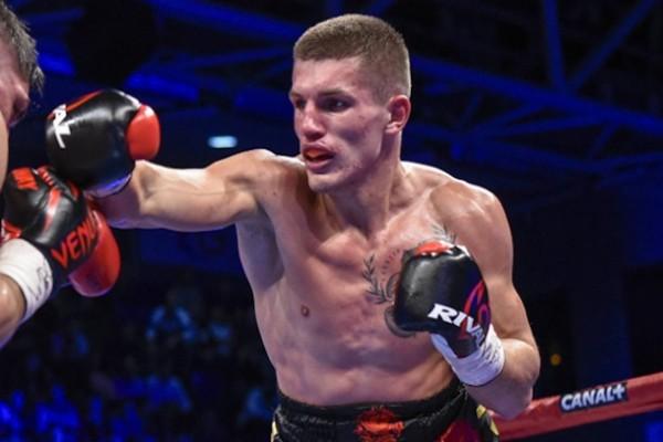 Украинец Иванов завоевал в Германии титул WBC во втором среднем весе