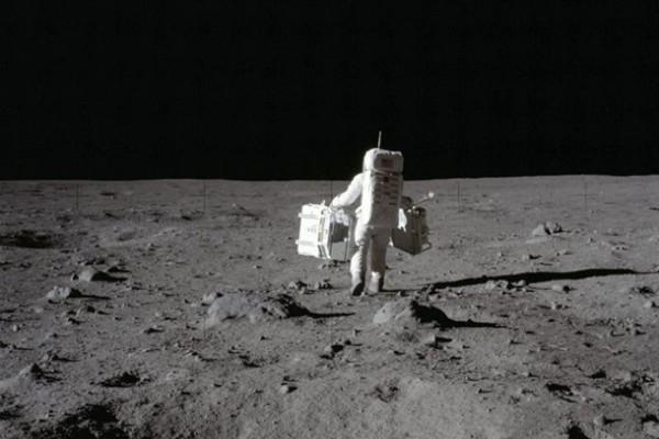 На Луне создадут 4G сеть