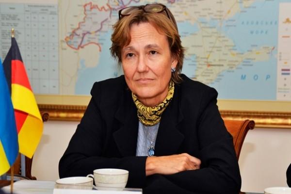 Посол Германии оценила переговоры в нормандском формате