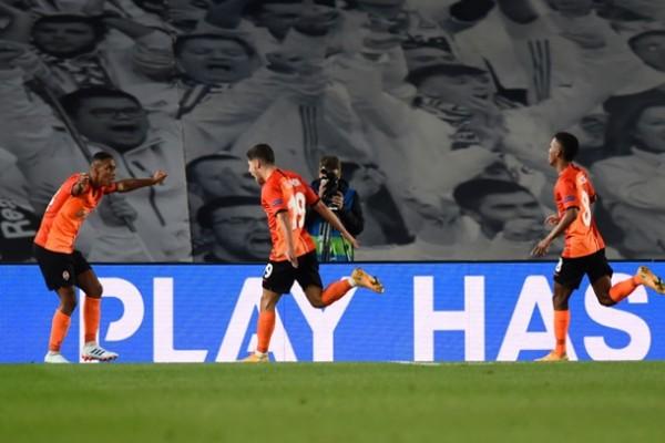 Шахтер добыл историческую победу над Реалом