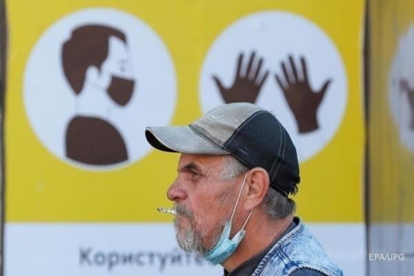 Киев обновил антирекорд по COVID-19