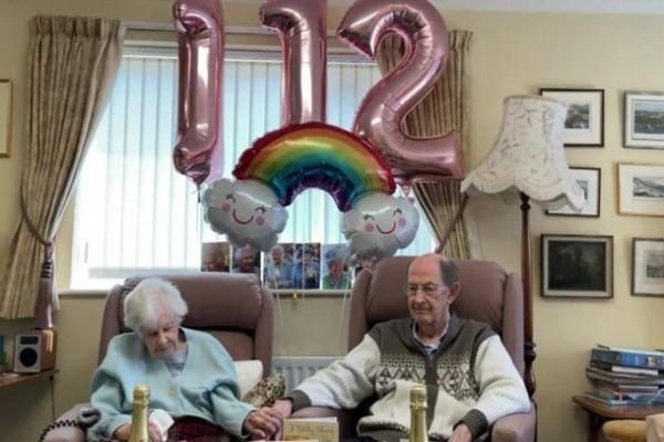 Старейшая британка умерла в возрасте 112 лет — СМИ