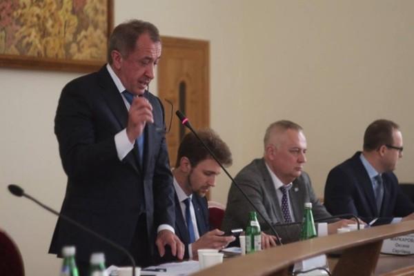 За три года из Украины вывели $25 млрд – Данилишин