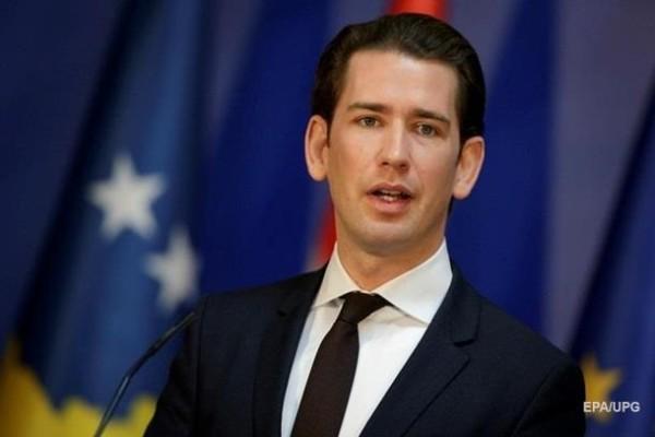 Канцлер Австрии рассказал о теракте в столице