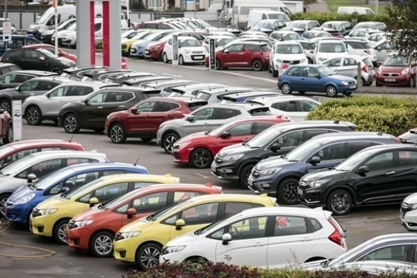 Октябрьские продажи б/у авто в Украине оказались рекордными