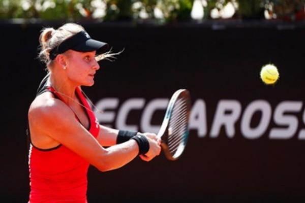 Ястремская проиграла 110-й ракетке мира в первом круге турнира в Линце