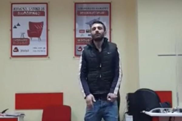 В Грузиии полиция задержала захватчика заложников