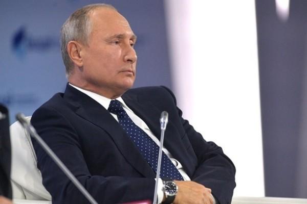 Путин пояснил вмешательство в ситуацию в Карабахе