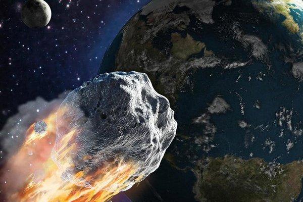 К Земле несется астероид размером с 18-этажный дом