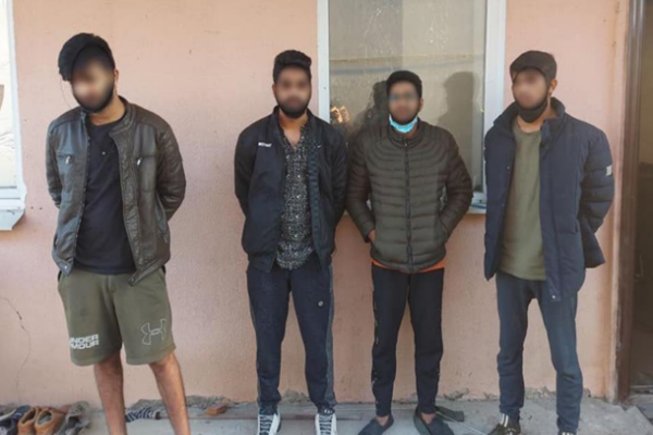 На Закарпатье четверо иностранцев изнасиловали женщину