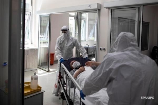 В Украине рекорд по госпитализациям COVID-больных