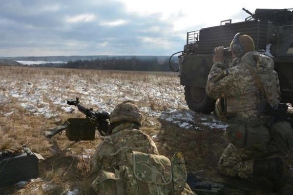 Количество нарушений перемирия на Донбассе уменьшилось — ОБСЕ