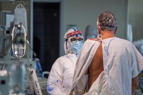 В НАН сделали прогноз по эпидемии COVID в Украине