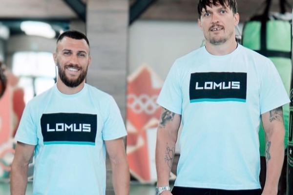 Ломаченко: Мы с Усиком — действующие спортсмены, рано говорить о промоушене LomUs