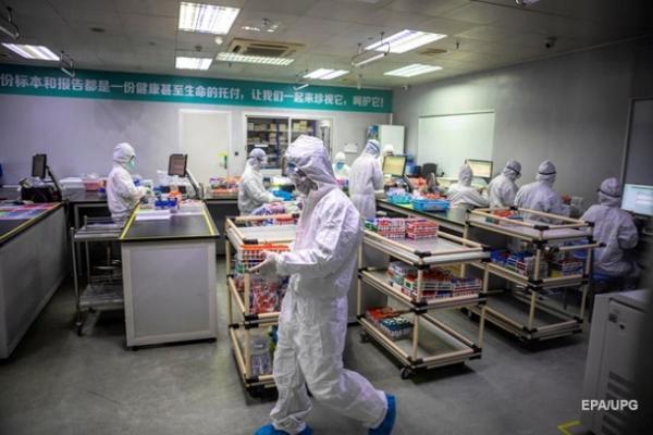 Китай засекречивает данные о коронавирусе — AP
