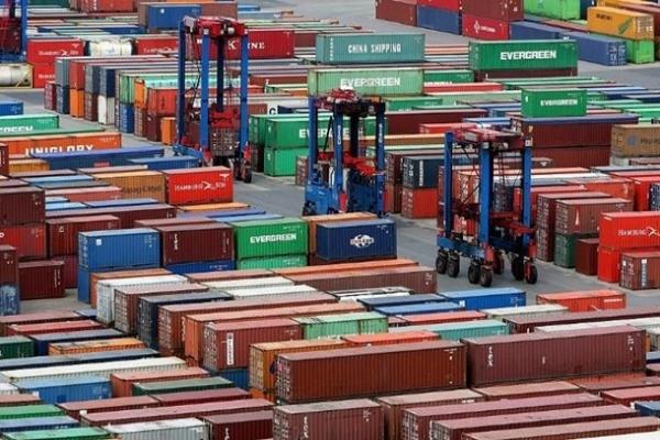 Украина сократила экспорт всего на 1,7% в кризис