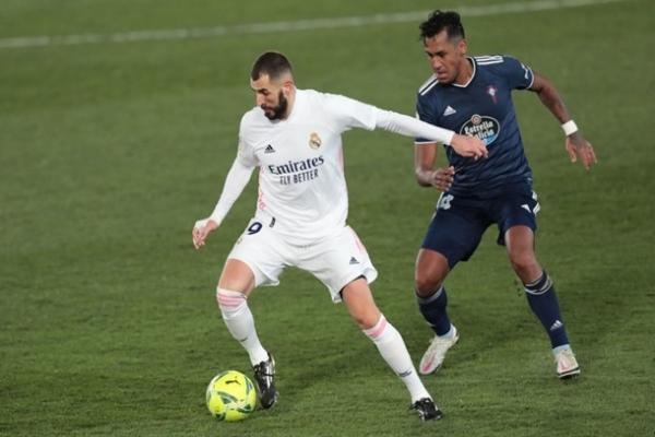 Реал разобрался с Сельтой и возглавил турнирную таблицу