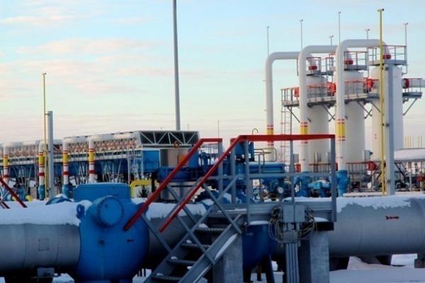 Украина сократила потребление газа в 2020 году